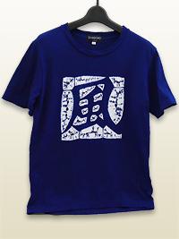 文字Tシャツ「風」